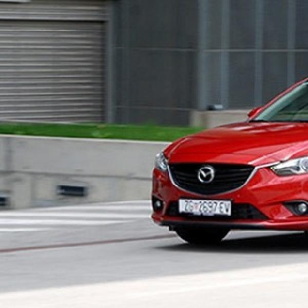 Mazda6 Penggerak All Wheel Drive Resmi Dirilis