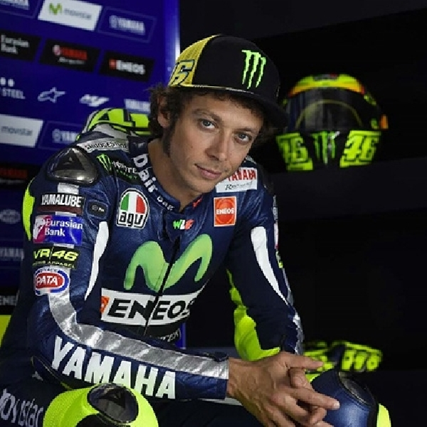 Video Profil Rossi Bersama Motor Barunya