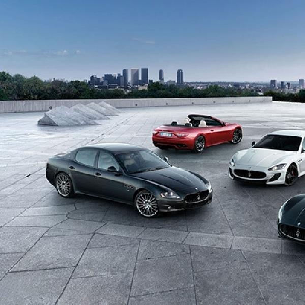 Maserati Quattroporte dengan Mesin Lebih Jinak Segera Mendarat di Indonesia