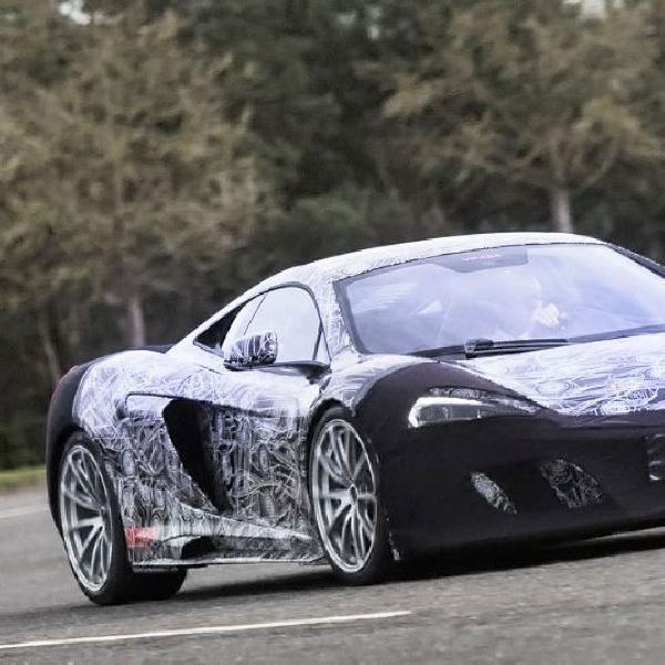 Satu Lagi, Model Baru McLaren Siap Gebrak Geneva Motor Show