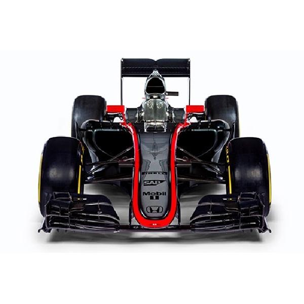 McLaren Honda Luncurkan Mobil F1 2015