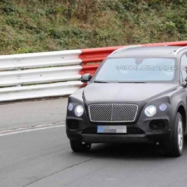 Bentley Bentagya Diharapkan Akan Mendarat Tahun Depan