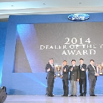 Dua Dealer Ford Raih Dealer Of The Year 2014