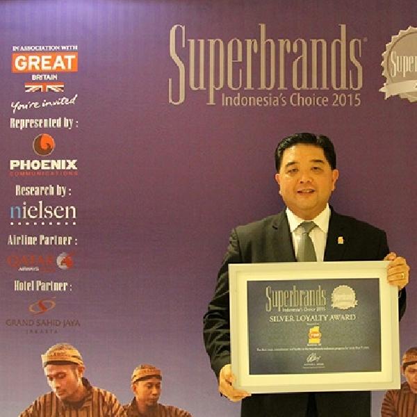 Top 1 Sabet Superbrands Award 8 Kali
