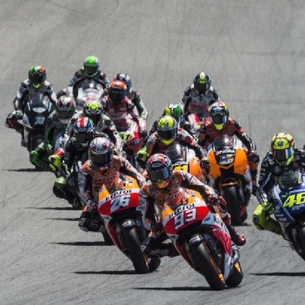 Inilah Nomor Start Para Pebalap MotoGP 2015