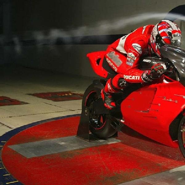 Pengaruh Helm pada Aerodinamika Motor MotoGP