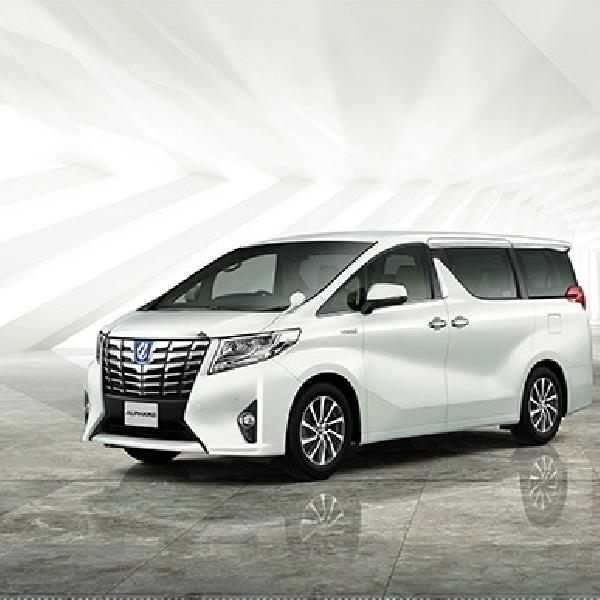 All New Toyota Alphard Punya Segudang Fitur Pintar