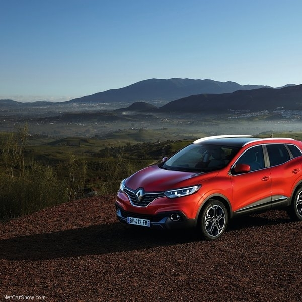 Renault Kadjar, Crossover 7-Seater Berbasis Nissan X-Trail