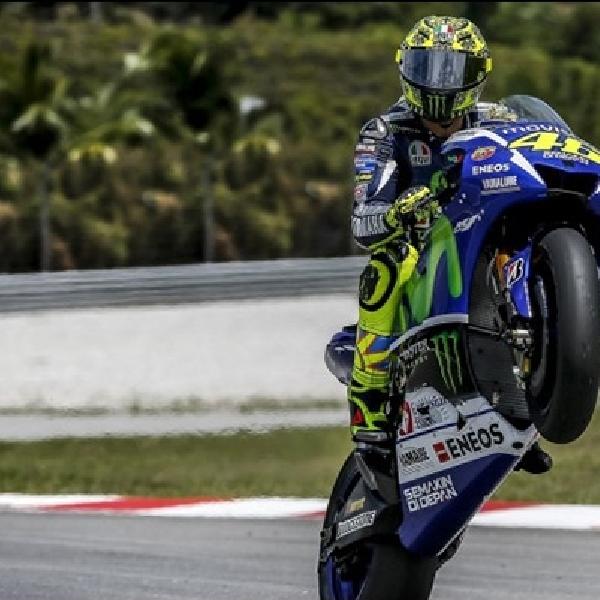 Rossi Frustasi dengan Motornya