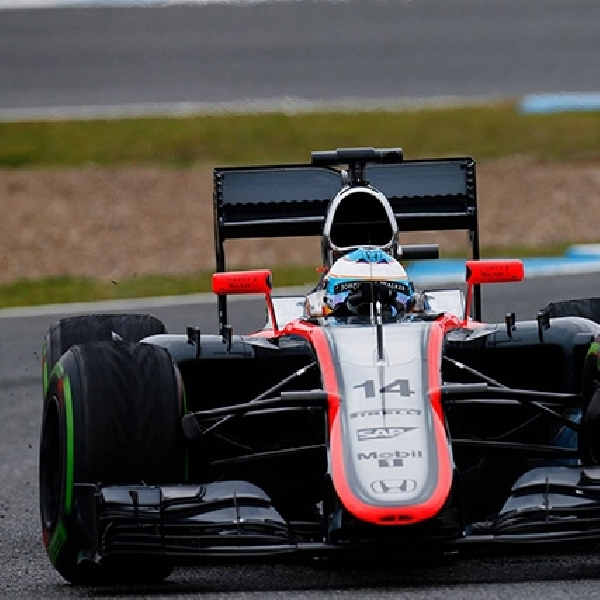 McLaren-Honda Selesaikan Tes Perdana di Sirkuit Spanyol
