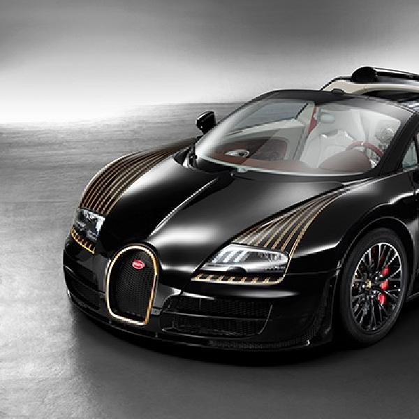 Bugatti Rayakan Pesta di Geneva Motor Show