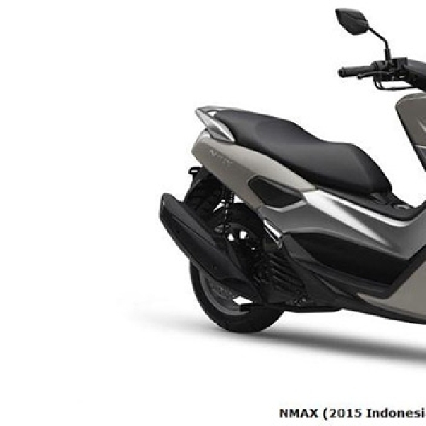 Intip Kelebihan Yamaha NMAX yang Akan Hadir di Indonesia