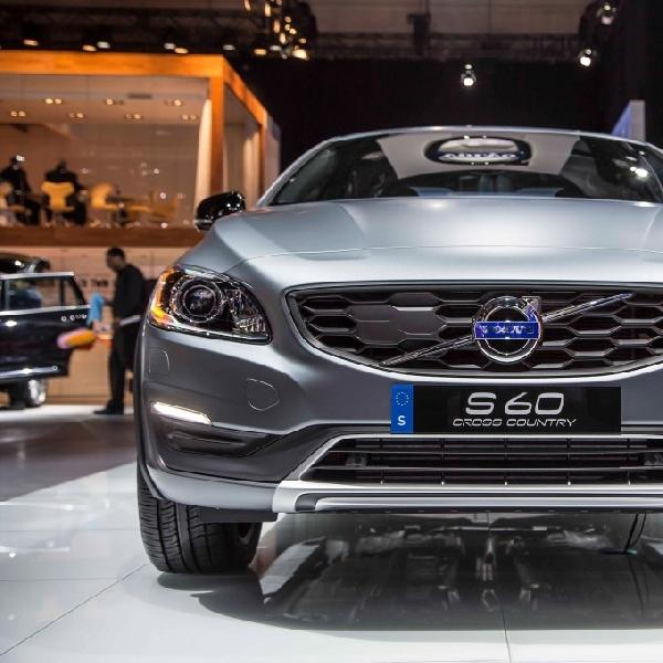 Volvo Sodorkan Edisi Terbatas S60 Cross Country