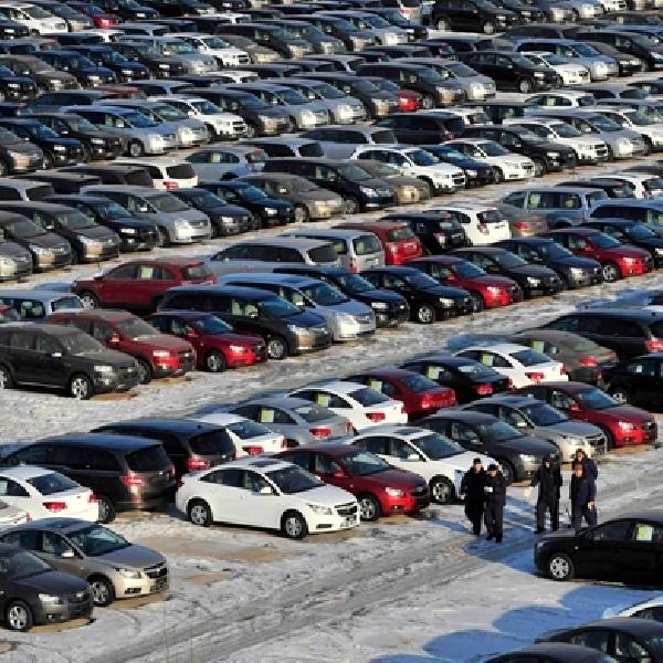 Ini Jawaban Kenapa China Menurunkan Harga Mobil