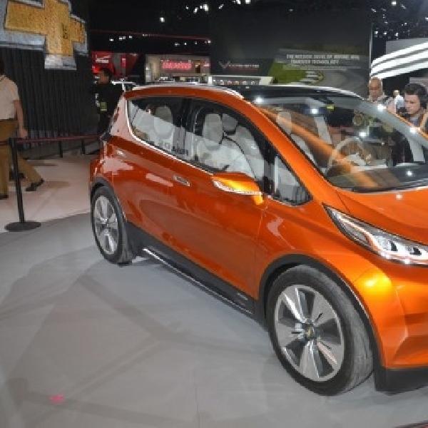 Bolt, Mobil Listrik Chevrolet Masuk Produksi