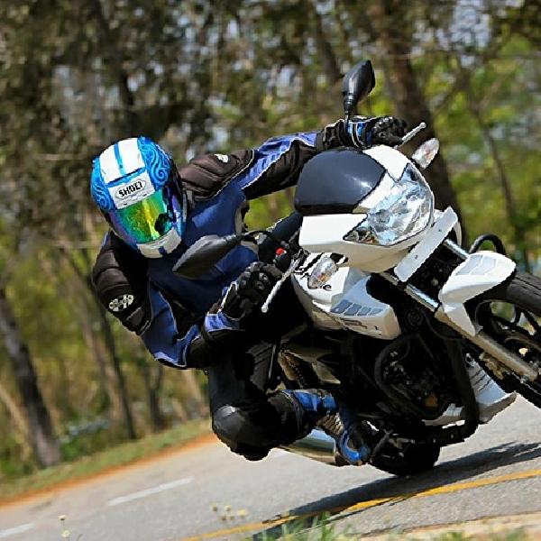 TVS Bakal Hadirkan Motor Sport Premium