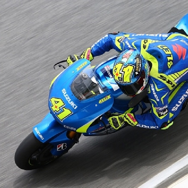 Aleix Espargaro Bawa Suzuki ke Peringkat Sepuluh Besar