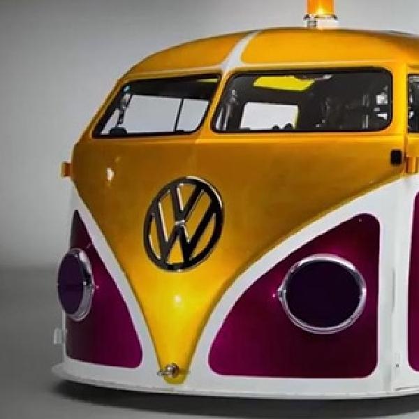 VW Combi Terkencang di Dunia