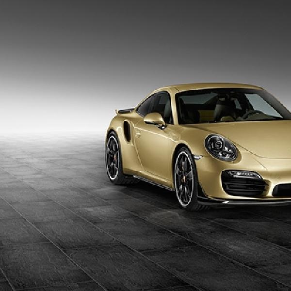 Porsche Tawarkan Aerokit Untuk Model 911 Turbo