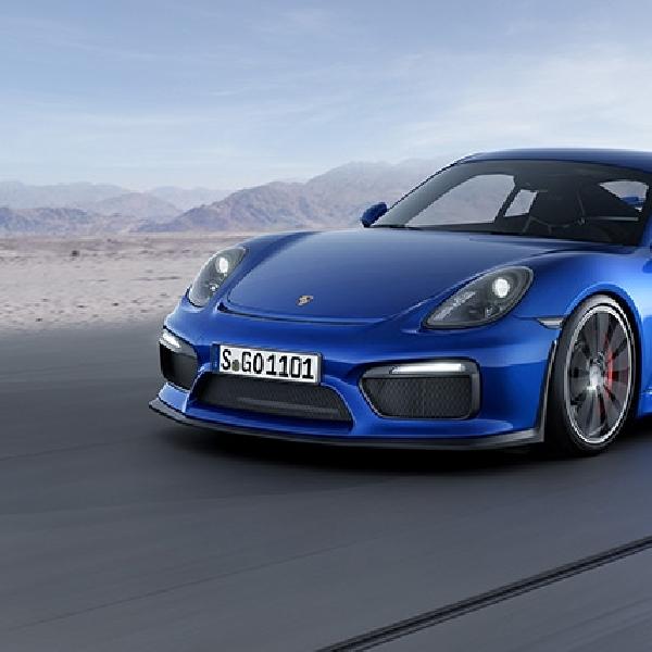 Keluarga Porsche GT Terbaru Bukukan Rekor Lap Terbaik