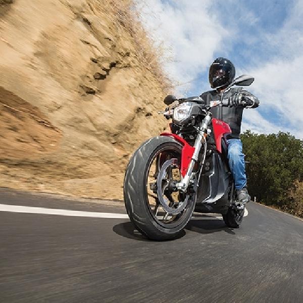 2 Unit Zero Motorcycles Sampai ke Tangan Konsumen