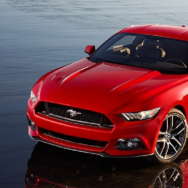 Ford Sabet Lima Bintang Dalam Uji Tabrak NHTSA