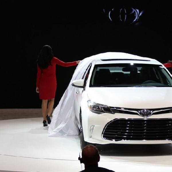 Toyota Luncurkan Avalon di Chicago Auto Show 20
