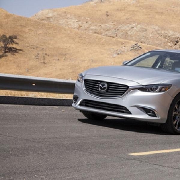 Mazda Naikan Harga Untuk CX5 dan Mazda6