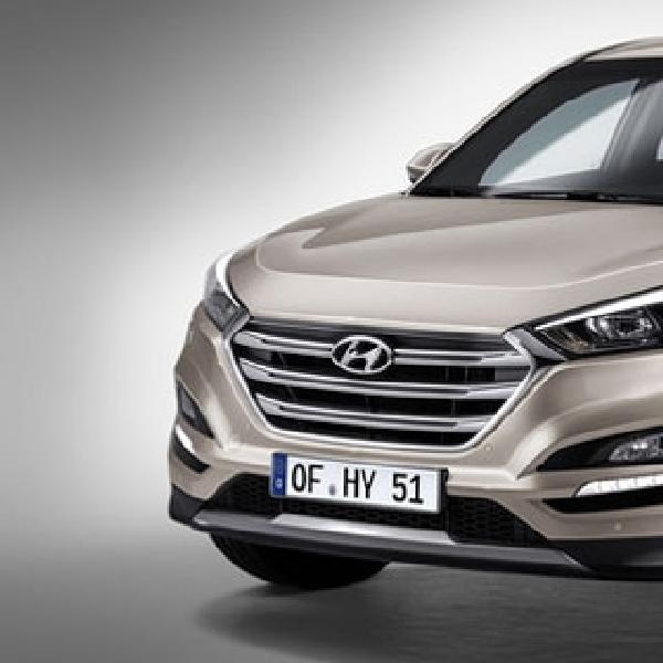 Hyundai All New Tucson Akan Hadir dengan Sentuhan Baru