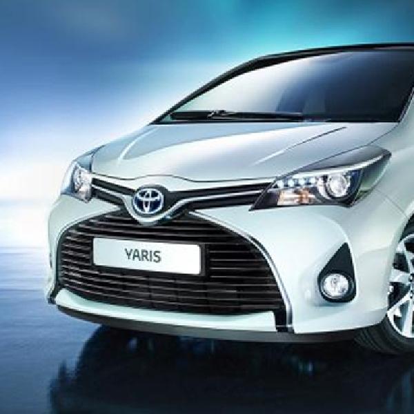 Toyota Tarik Ratusan Model Yaris 2015