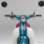 Honda Little Cub, Nostalgia ke Masa 1958 yang Dijual Terbatas