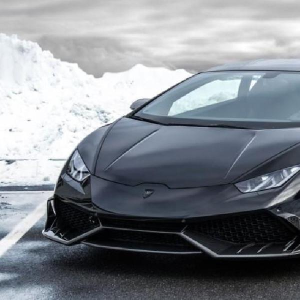 Racikan Lamborghini Huracan Mansory Torehkan 850 hp