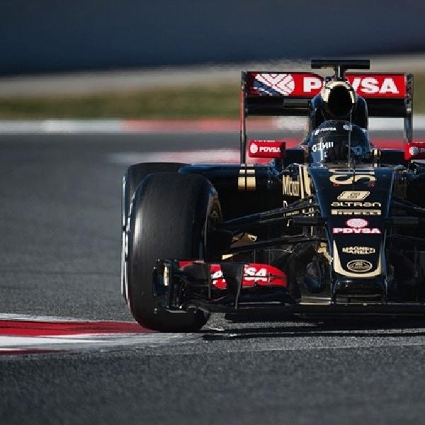 Romain Grosjeaan Tercepat dan Alonso Kecelakaan