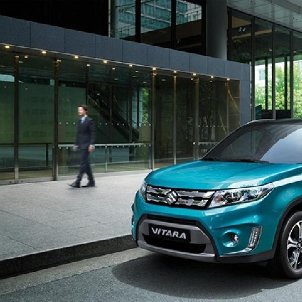 Suzuki Vitara 2015 Dibanderol Rp 278 Jutaan