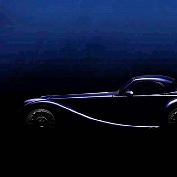Morgan Rilis Gambar Teaser Baru untuk Geneva Motor Show 2015