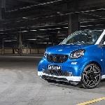 Jelang Geneva Motor Show, Smart ForTwo Bersolek