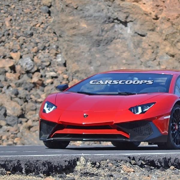 Model Lamborghini Paling Kuat Siap Sapa Geneva