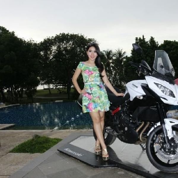 Kawasaki Pasang Target Ratusan Versys 1000 Terjual Setahun