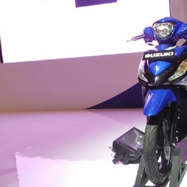 PT SIS Mulai Eksport Suzuki Address