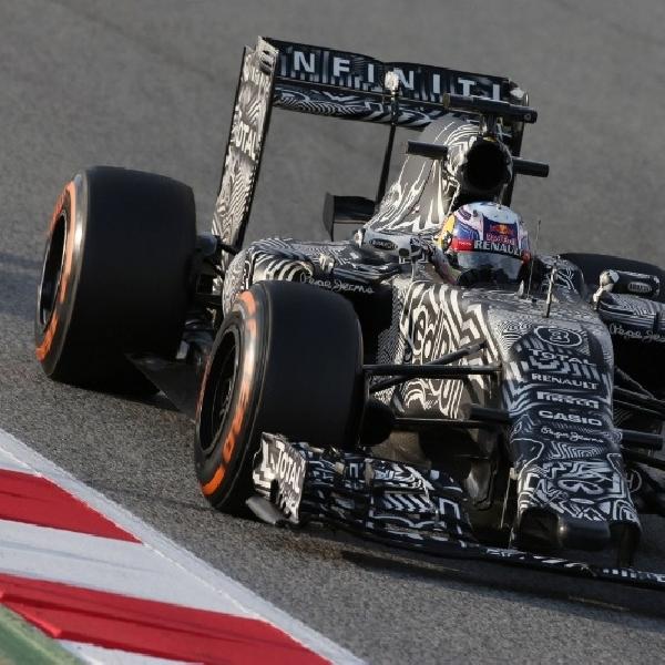 Red Bull F1 Luncurkan Desain Final RB11