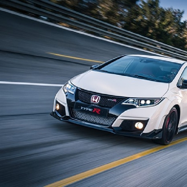 Tampil Perdana, Honda Pamerkan All New Honda Civic Type R