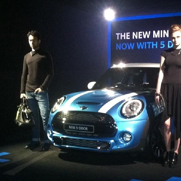 New MINI 5-door Diluncurkan di Jakarta