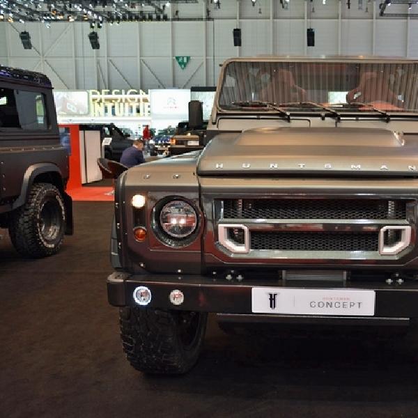 Modifikasi Terbaru Khan Tampil Nyentrik di Geneva Motor Show 2015