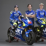 Suzuki GSX-RR Siap Berlaga di MotoGP 2015