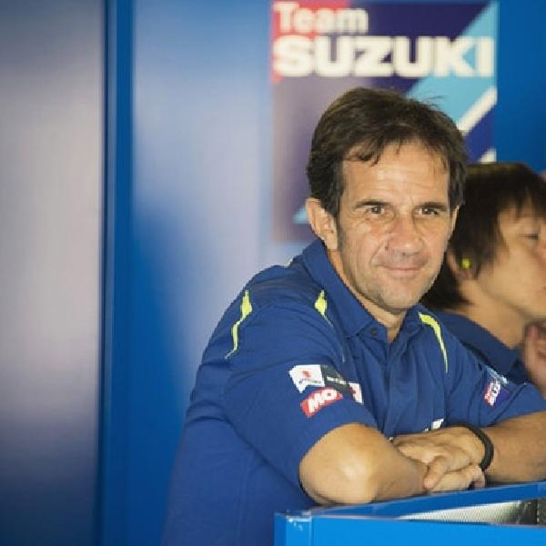 Target Suzuki di MotoGP 2015