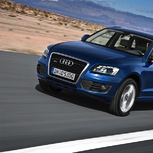Audi Akhirnya Dapat Lampu Hijau untuk Produksi SUV Listrik