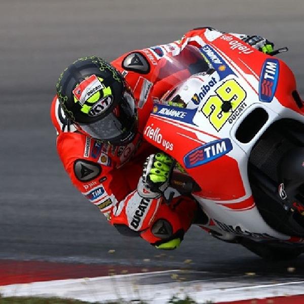 Ducati Akui Aturan MotoGP Untungkan Timnya