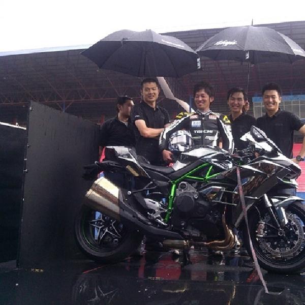 Permintaan Kawasaki H2 Melebihi Kuota