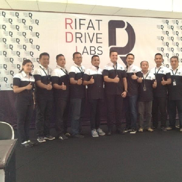 Rifat Drive Labs Resmi Diluncurkan