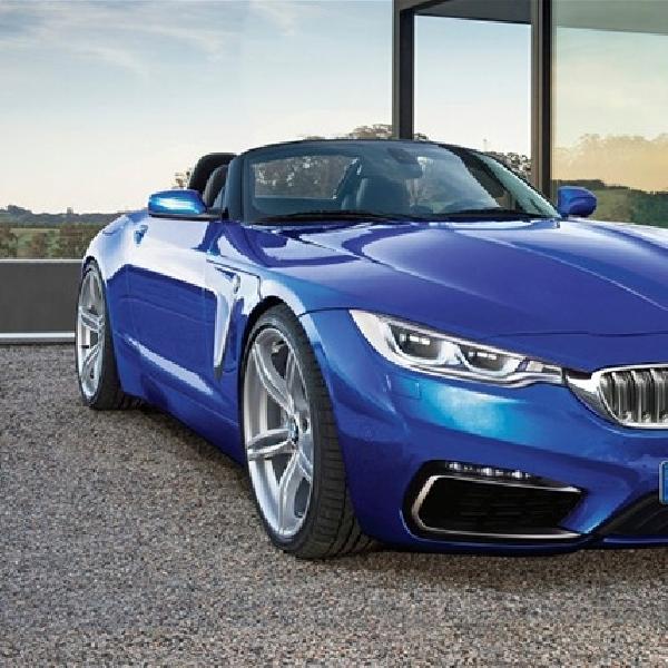 Generasi Terbaru BMW Z Series Siap Dirilis